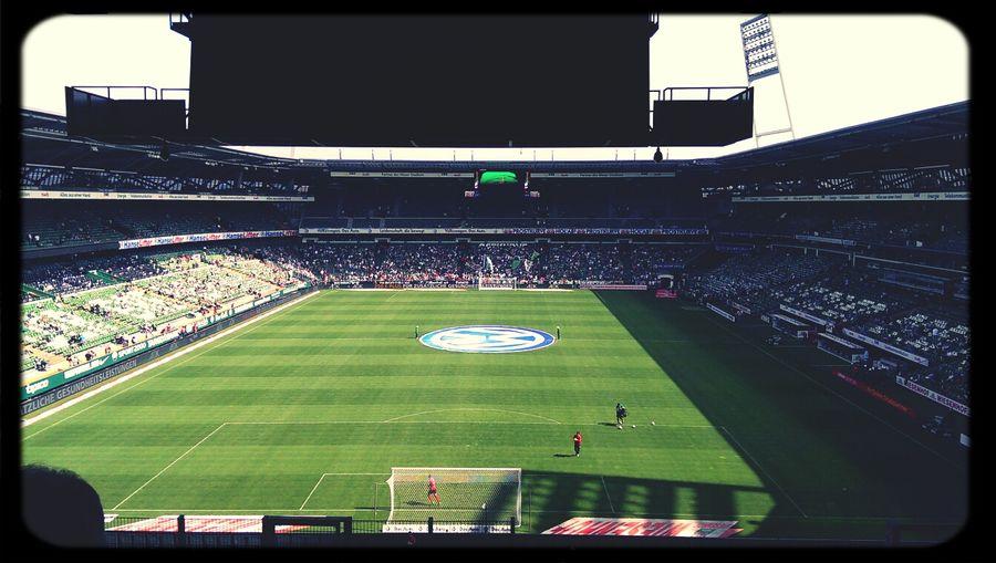 Stadion Football Weserstadion SV Werder Bremen