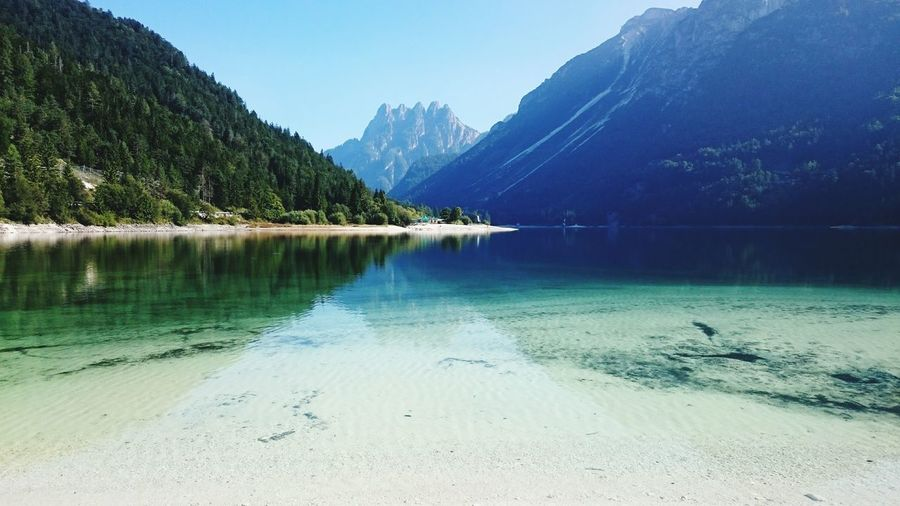 Predil Lago Di Predil EyeEm Nature Lover Naturelovers Italien