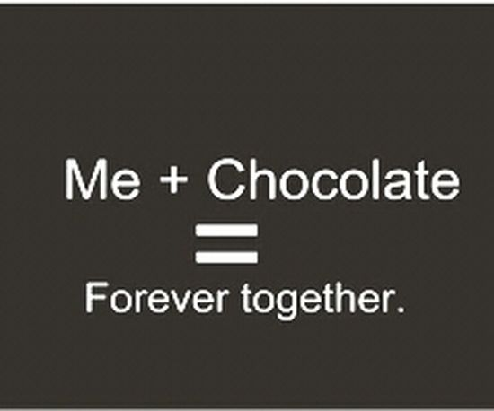 Love Chocolate Forever Together