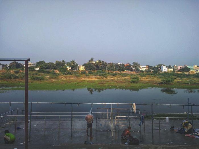 Water Tree City