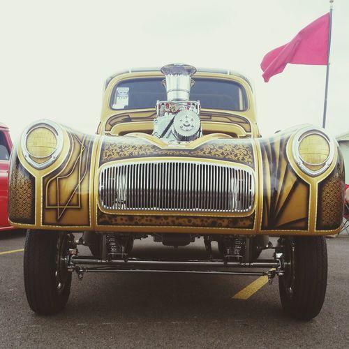 HotRod Americanmade Ratrods CarShow Streetrod Coolcars Kustomkulture Kustom HotRods RatRod Gasser