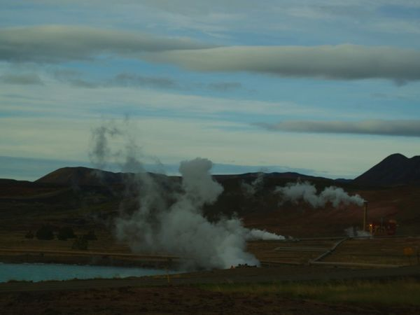 Travelphotography Roadtrip Iceland Iceland Memories Photography #landscape #nature #photography EyeEmNewHere Eyemphotography Smoke - Physical Structure Textures and Surfaces Fresh On Eyeem  TBT  Clouds Pink Floyd Landscape Outdoors Rural Scene Cloud - Sky Social Issues Nature No People Sky Day