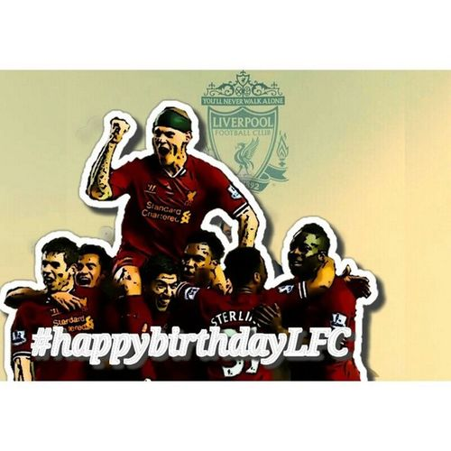 @liverpoolfc HappybirthdayLFC 122 years and getting stronger!