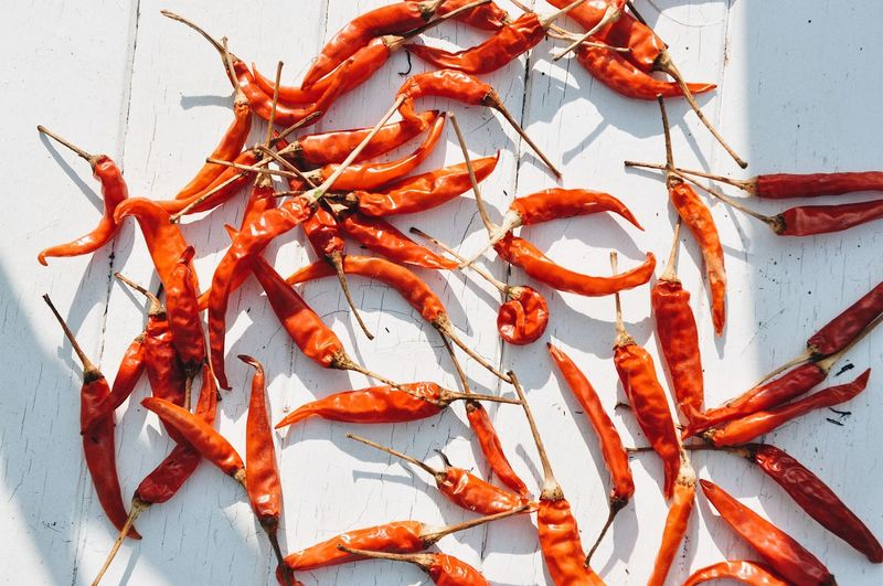 Orange Color High Angle View No People Food Food And Drink Close-up Red Still Life Crab Wellbeing Nature Healthy Eating