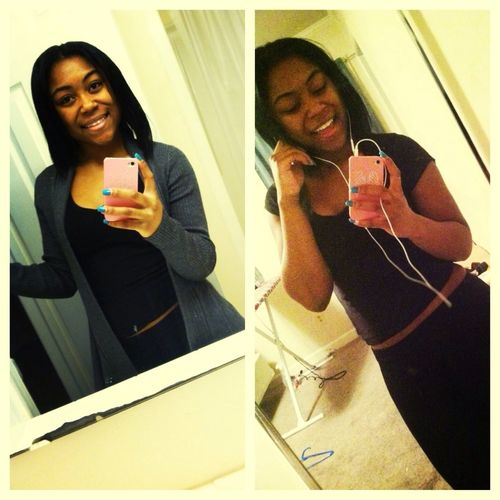 Chilling , Talking To My Shorty