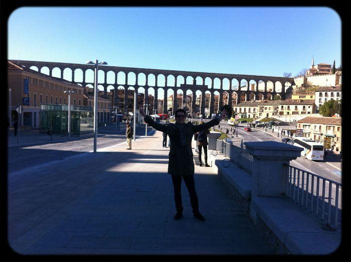 Amazing place. MedievalTown Segovia Alcázar Segovia