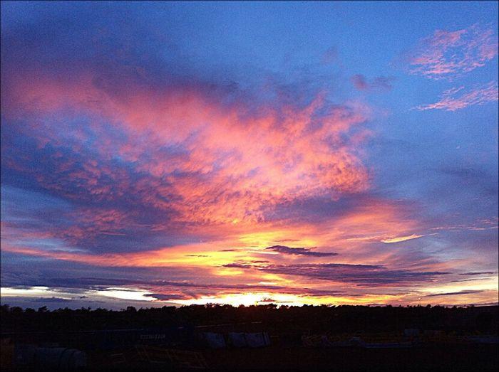 Sunrise In The Pilbara