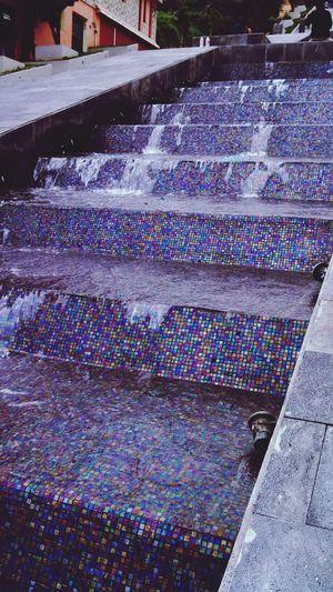 Escalinata de los héroes, Tlaxcala Escalinata Tlaxcala Colorporn Water