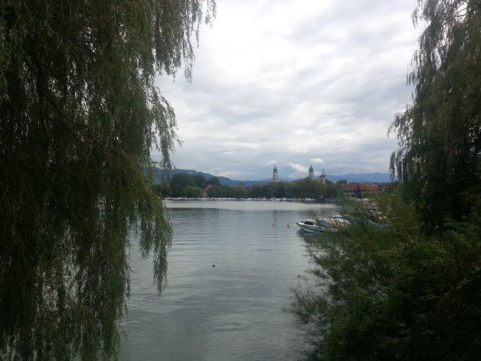 Lindau Bodensee Lago Di Costaanza