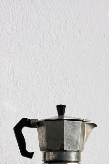 Breakfast Comfort Food Home Homey Moka Bookcover Close-up Coffee - Drink Comfort Drink Drink Energy Espresso Maker Food And Drink Italian Coffee Italian Drink Italy Mokacoffee Morning Rituals Relax White Background Caffettiera Coffeepot Coffee Break Coffeetime Kitchen