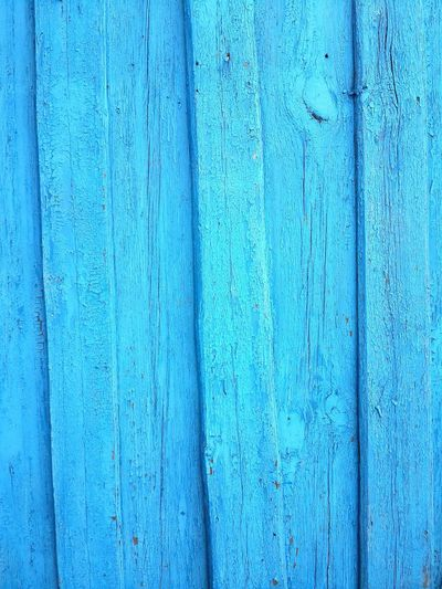 Decoration Wooden Planks Blue Planks Blue Wall Wall No Filters  Color Bright