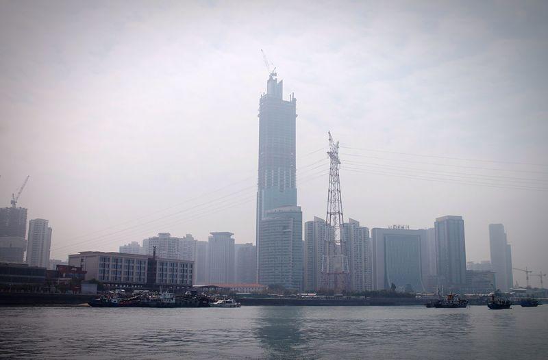 The Architect - 2016 EyeEm Awards Seaview Urban Landscape Port Ferryboat Urban City Architecture Xiamen China Ferry To Gu Lang Yu 鼓浪屿 厦门中国