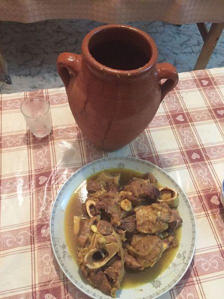 Morocco Food Marrakech