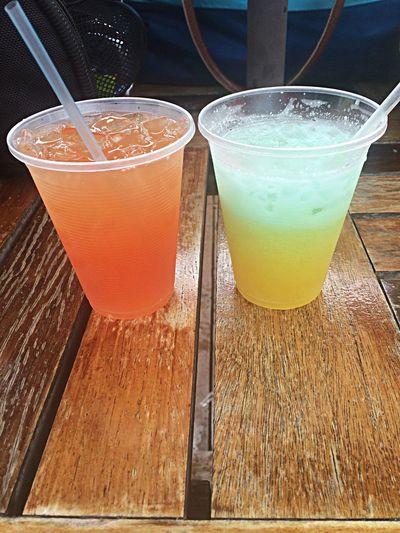 Belize  Tender Blue Rum Punch Drinkporn