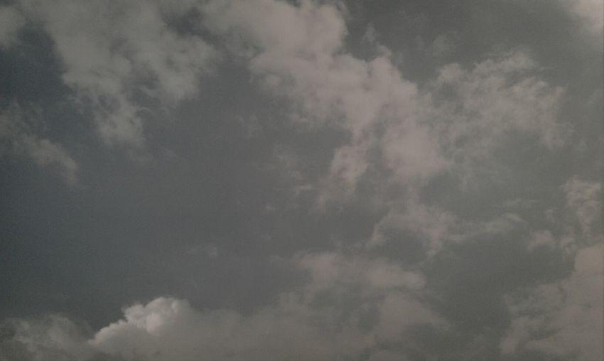 light black clouds, ♥