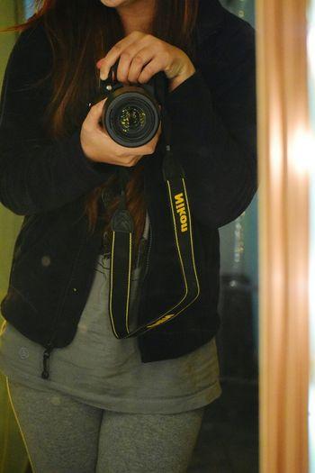 Taking Selfies My Pastime