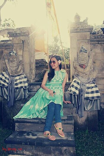 strike a pose in hot Bali Fashionblogger Enjoying Life Taking Photos Beautiful ♥