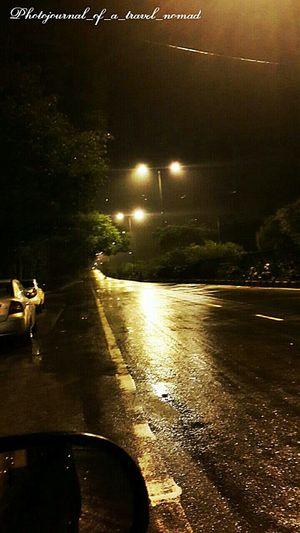 The rainy nights are back ... Beautiful Delhi Rainy Nights Raining Day Lovestory IG:Official_jetsetters Igramming_india India_clicks Eyeem4photography - Strobist Enchanting Photography Eyeem Best Shots - Rains The Purist (no Edit, No Filter)