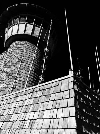 Black And White Friday Building Exterior Low Angle View Architecture Built Structure Outdoors Day No People Sky Blackandwhite Black And White Photography