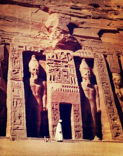 Abusimbel Egypt Travel Photography