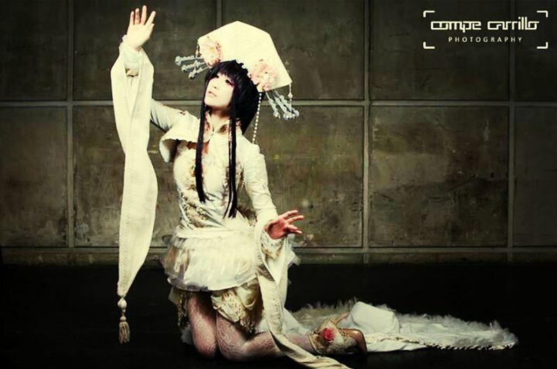 Japan Anime Cosplay Otako wat a wonderfull cosplay ☺