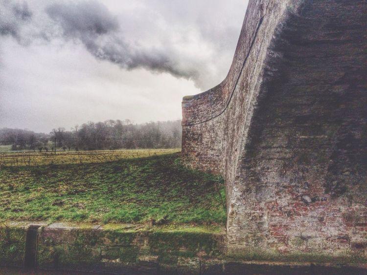 Canal Bridge Shelter