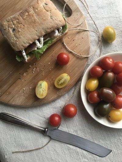 Tomatoes Food