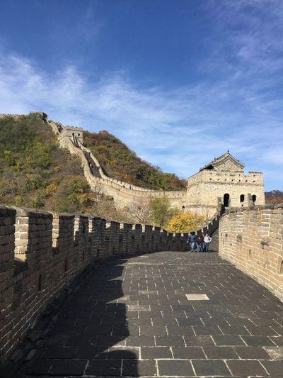 At Great Wall of China no2 The Great Outdoors - 2017 EyeEm Awards