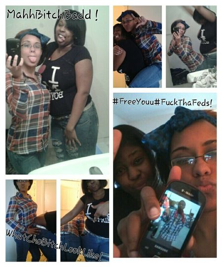 Mee&' Mahh Bestfriend ! Thiss Bitch Been Down Fa Mee Sincee I Wass 11 Yrs Old Thiss Mahh Ride Or Die Mahh Main Bitcch Fucck Whaat Any Hoe Gotaa Saay Shee Been Thru It All Widd Me Real Recogonize Real &' These Othaa Bitch Ion Recogonizee #BtwFreeMahhBrutha