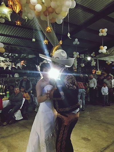 My Year My View wedding
