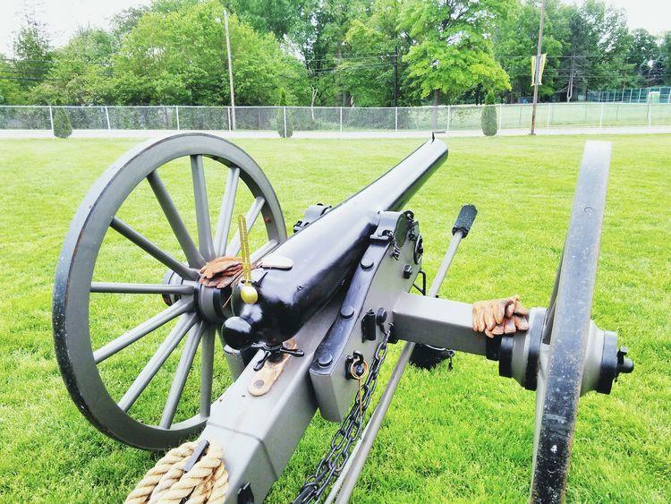 Civil War Cannon Cannon