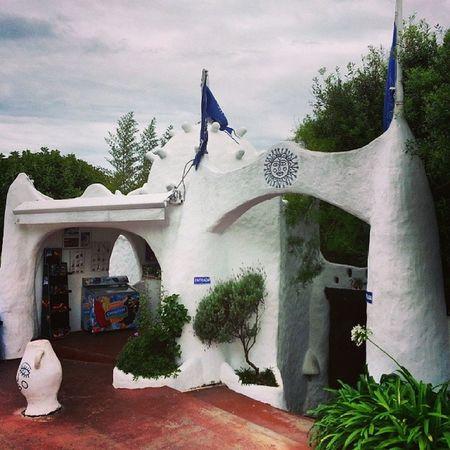 Amazing Punta del Este, Uruguay Puntadeleste Uruguay Casa Pueblo Casapueblo Прикольный отель и музей...