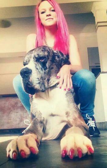 I Love My Dog Sam♡ He's Mine Sam The Man ✌
