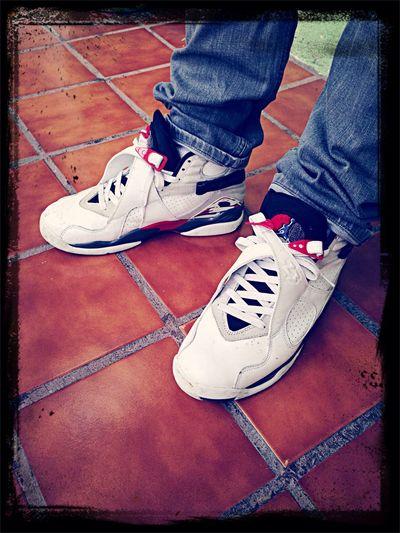 AJ VIII Bugs Bunny Sneakers Nike Air Jordan Bugs Bunny 8