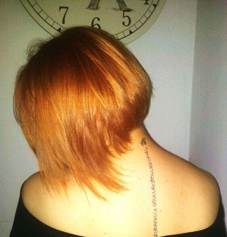 Euzinha! !! Woman Woman Portrait Popular Photos Womanofstyle Tattoo My Tatoo!!! Tattoolife Tattoo ❤ Hairstyle My Hair