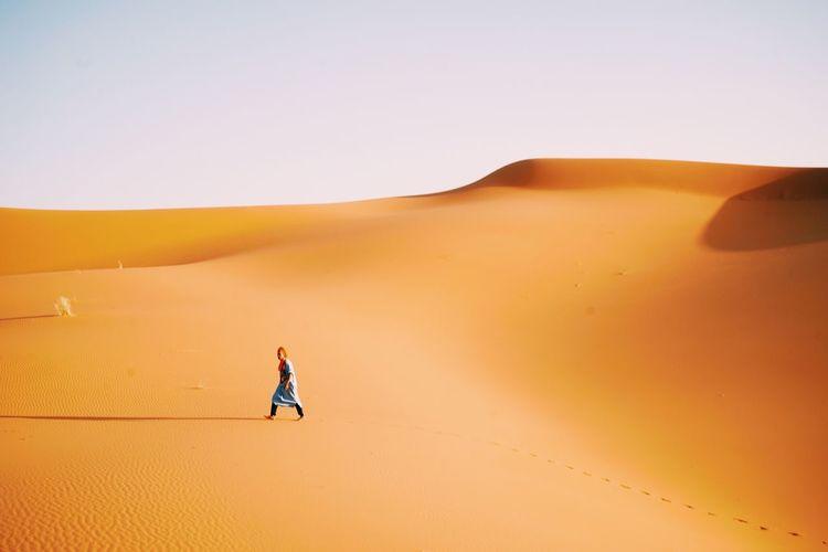 The Great Outdoors - 2016 EyeEm Awards Sahara Desert Sahara Morroco Merzouga Berber  Travel Travel Photography Backpackers Traveler 43 Golden Moments