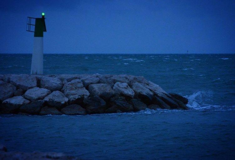 Port Fos-sur-Mer.