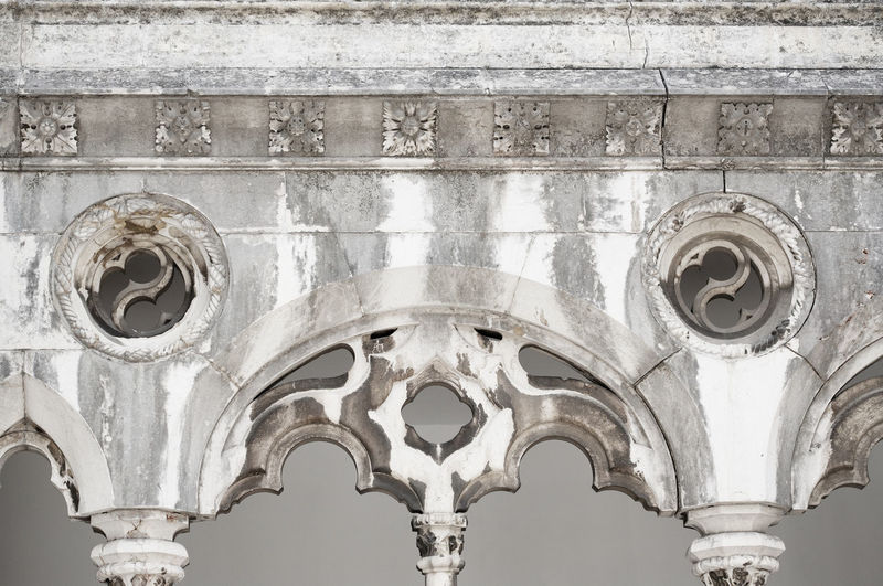 Architectural Feature Architecture Belém Carved Stone History Monastery The Past