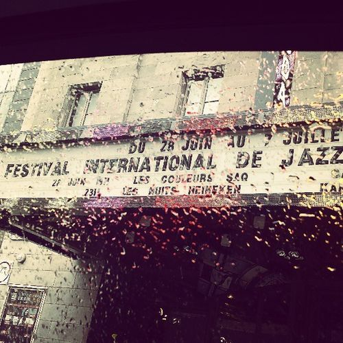 Obvi just missing the jazz festival. :( Mtl2013
