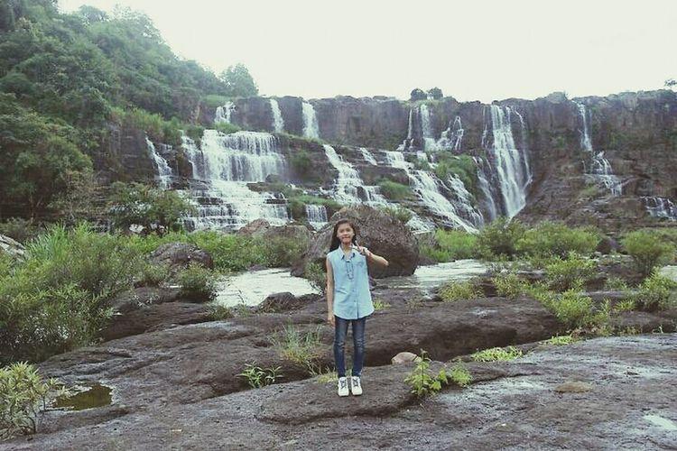 Waterfall Đà Lạt PonguaWaterfall