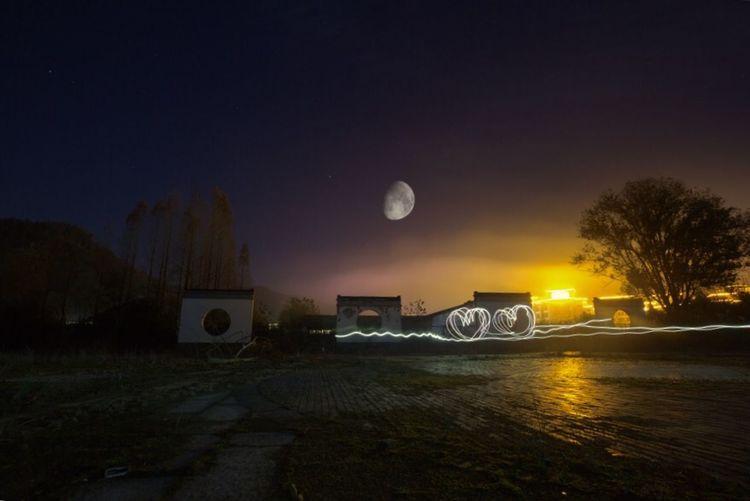 月亮代表我的心 Night