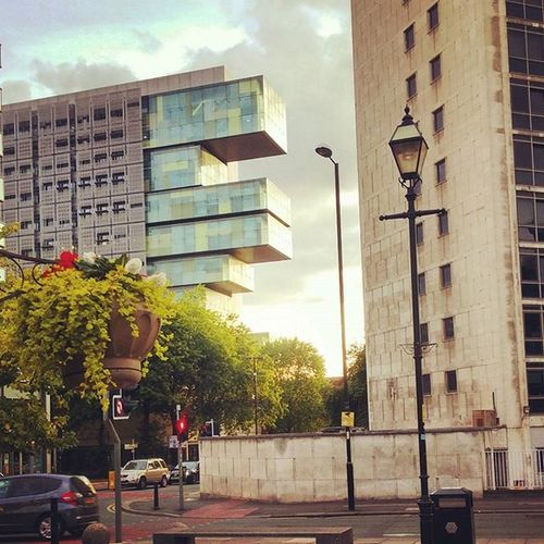 Affectionately known as the filing cabinet building Spinningfields Manchester Mcruk MCR_Collective