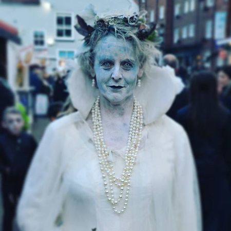 Halloween / Goth Weekend in Whitby Corpse Bride Halloween Whitby