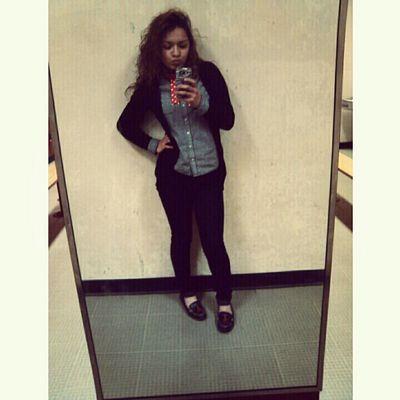 Today Uniform. Follow Me Ya On IG No_bralala :)