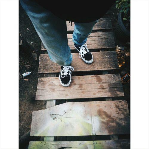 Menuju tak terbatas dan melampauinya:) Vansoldskool Vans Kamerahpgw_jambi Vscom