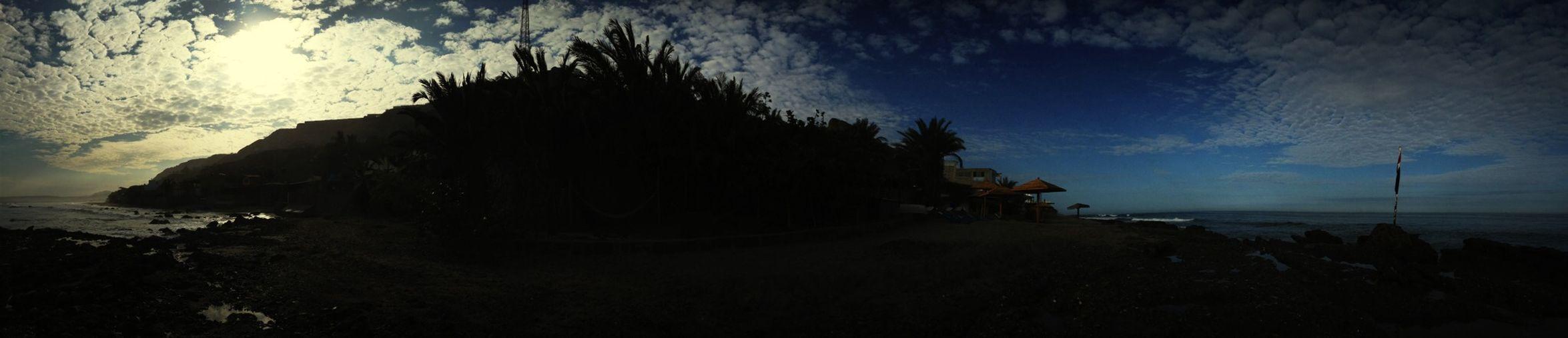 Puntasal # Panorama Sunrise Taking Photos