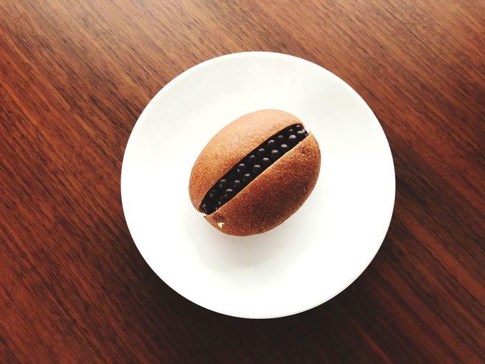 チョコパン(chocolate pan) Chocolate Bread Croquant Chocolat Chocolate EyeEm Selects Table Directly Above Food Indoors  Sweet Food Sweet Dessert Brown Ready-to-eat