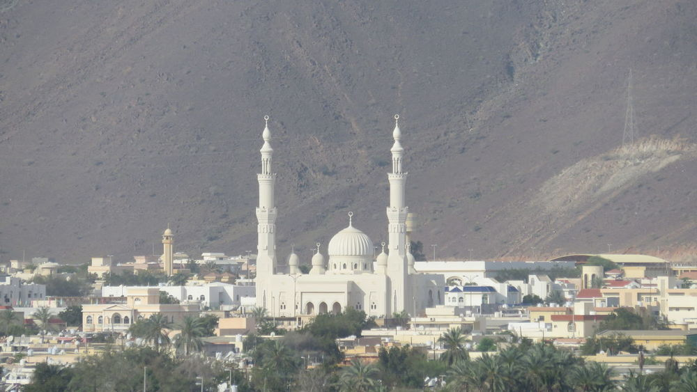 Architecture Building Exterior Built Structure Cathedral Church City Famous Place History Khor Fakkan Place Of Worship Religion Spirituality Tourism Travel Travel Destinations