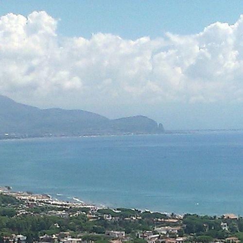 Skyline di Monte giove e Pisco Montano Terracina IT Italia Italy Mtb life live Landscape