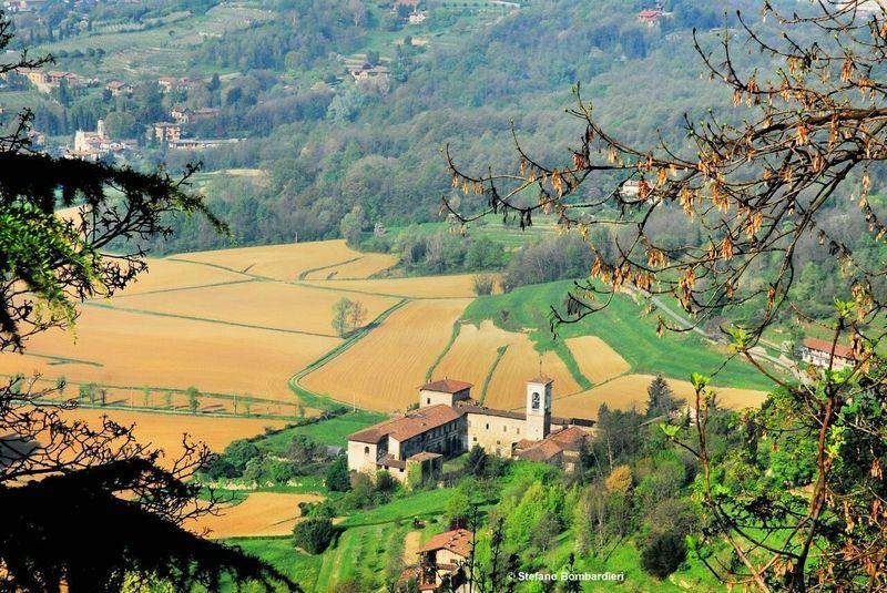 Valle di Astino Bergamo Bergamo, Italia Astino